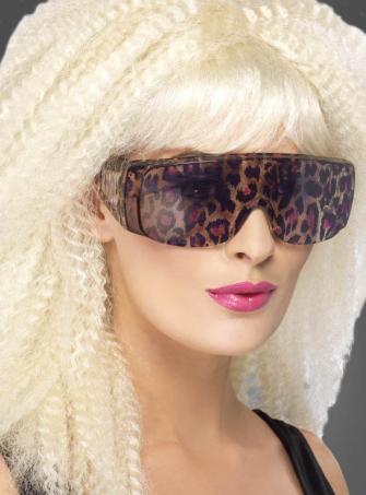 Leopard Specs Pink