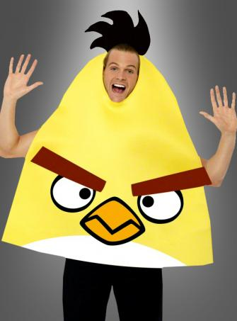 Angry Birds Kostüm Gelber Vogel