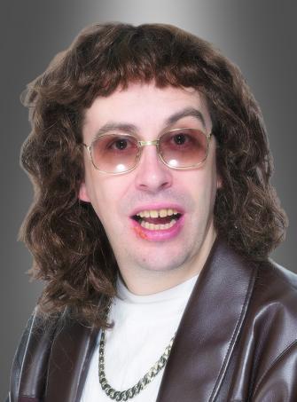 Little Britain Lou wig
