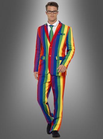 Rainbow deluxe Suit