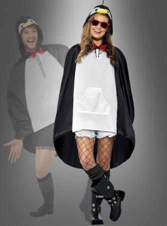 Pinguin Regen Poncho