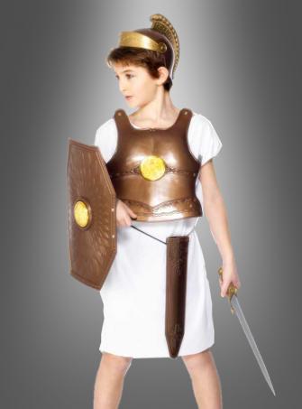 Kinder Römerset Schwert Schild Gladiator