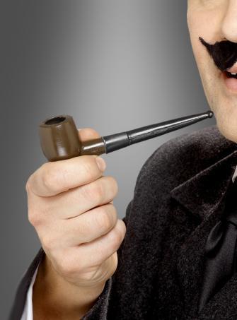Pfeife für Detektiv