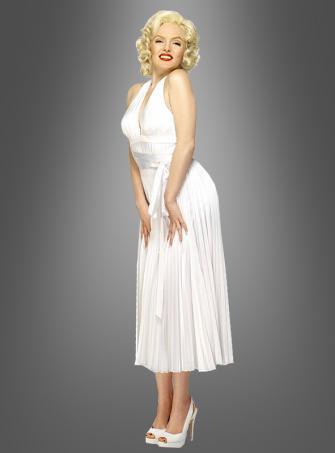Deluxe Marilyn Monroe Kostümkleid