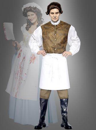 Sweeney Todd Kostüm