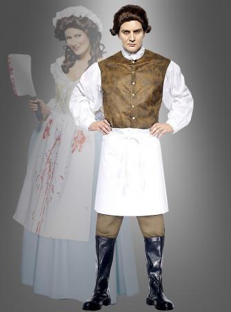 Sweeney Todd Costume