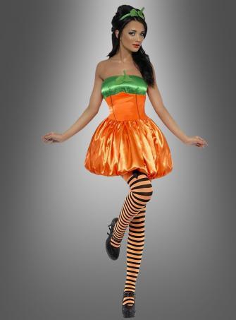 Sexy pumpkin Women Costume