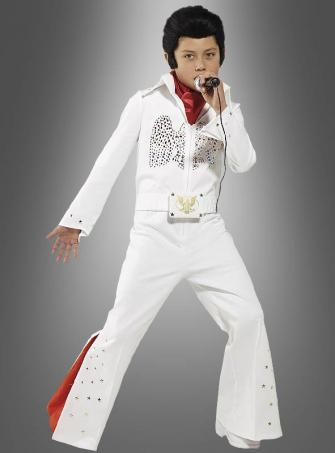 Elvis Kinderkostüm