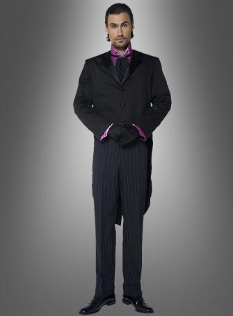 Gothic Butler Costume