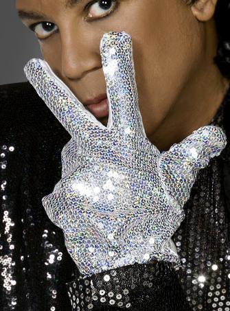 Michael Jackson Handschuh Billie Jean