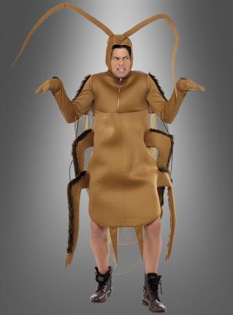 Küchenschabe Schädling Kakerlaken Kostüm