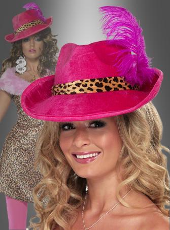 Pimp Hat pink