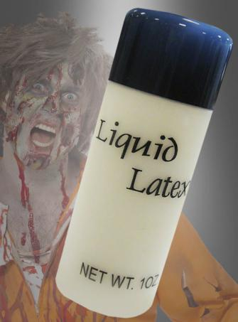 Liquid Latex for FX wounds Make-Up