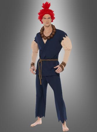 Akuma Costume Street Fighter
