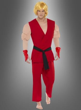Ken Kostüm Street Fighter