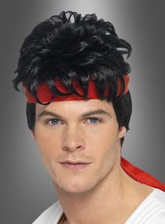 Ryu Wig Street Fighter