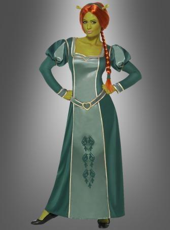 Prinzessin Fiona Deluxe Kostüm