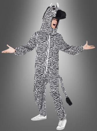 Zebra Costume for Women and Men