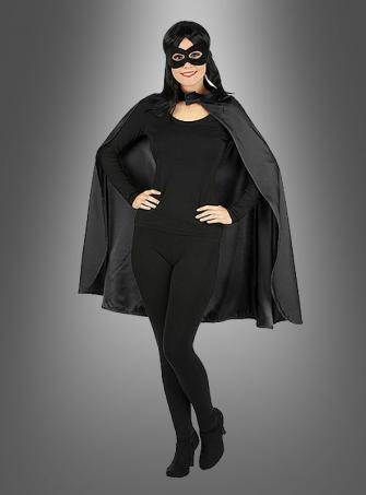 Black Cape for Adults