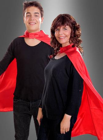 Red Cape for Adults