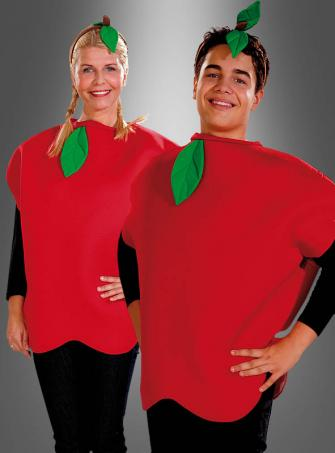 Apfel Kostüm für Erwachsene