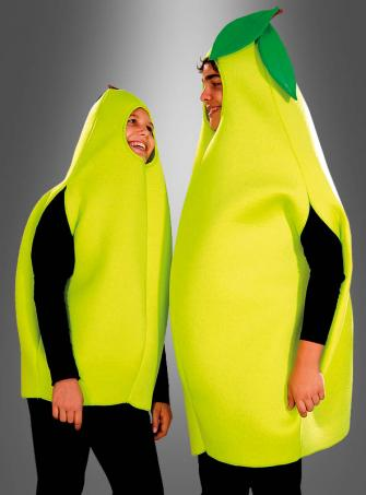 Pear Costume for Adults