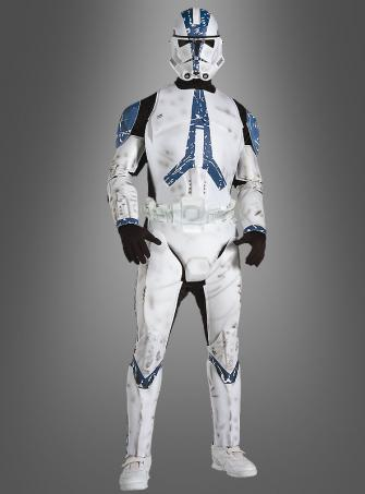 STAR WARS Deluxe Clone Trooper Herren