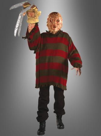 Freddy Krueger super DELUXE Kreatur Kostüm