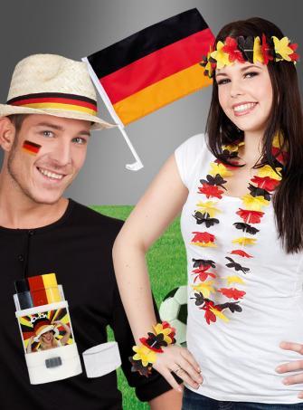 WM Fußball Fan Paket