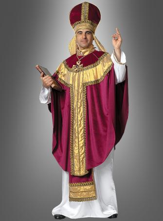 Pope of Rome Borgia costume