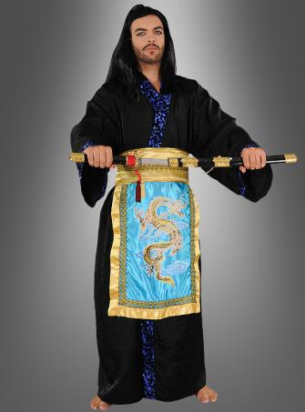 Chinese Warrior costume