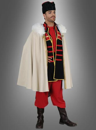 Russian Cossack Costume
