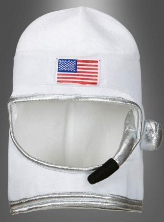 Raumfahrer Helm Mütze
