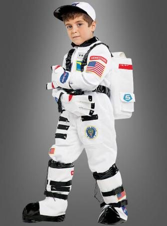 astronaut raumfahrer kinderkost m. Black Bedroom Furniture Sets. Home Design Ideas