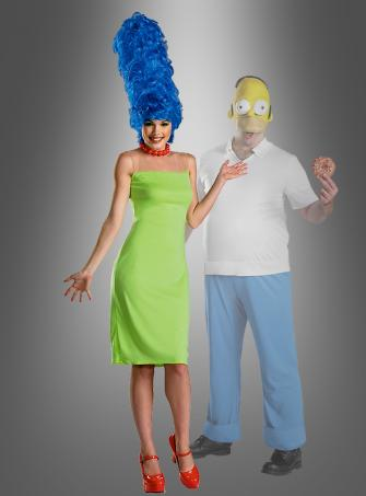 Marge Simpsons Deluxe Costume
