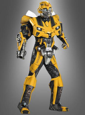 Transformers Bumblebee Supreme Costume