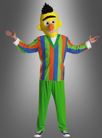 Retro Bert Kostüm Sesamstraße