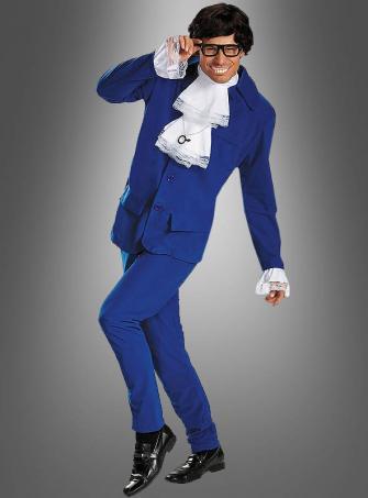 Original Austin Powers Lizenz Kostüm