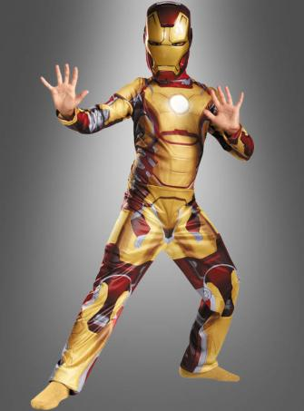 Iron Man 3 Children Costume