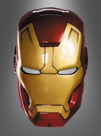 Iron Man Vacuform Mask