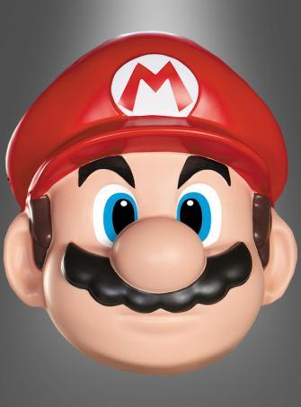 Super Mario Maske für Erwachsene