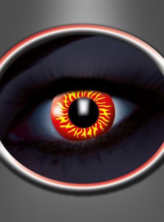 Contact Lenses UV Werewolf