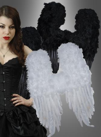 Gothic Angel Wings middle