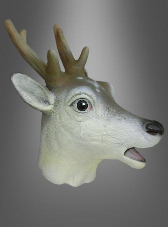 Junger Hirsch Maske