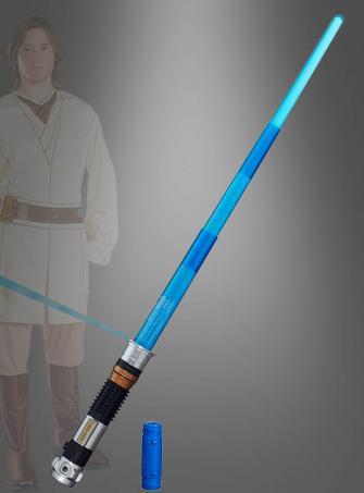 Obi-Wan Bladebuilders elektronisches Lichtschwert blau