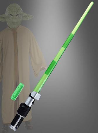 Yoda Bladebuilders elektronisches Lichtschwert