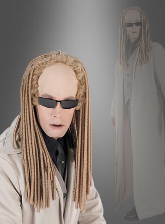Matrix 2 The Twins Albino Perücke
