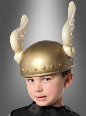Kleiner Wikinger Helm Kinder