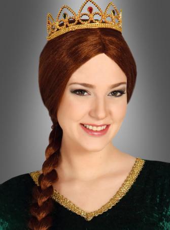 Prinzessin Krone gold