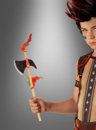 Indianer Tomahawk Kinder